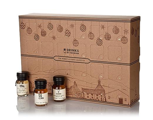 Le Calendrier de l'Avent Whisky Blended Whisky
