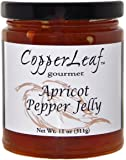 CopperLeaf Gourmet Foods Apricot Pepper Jelly