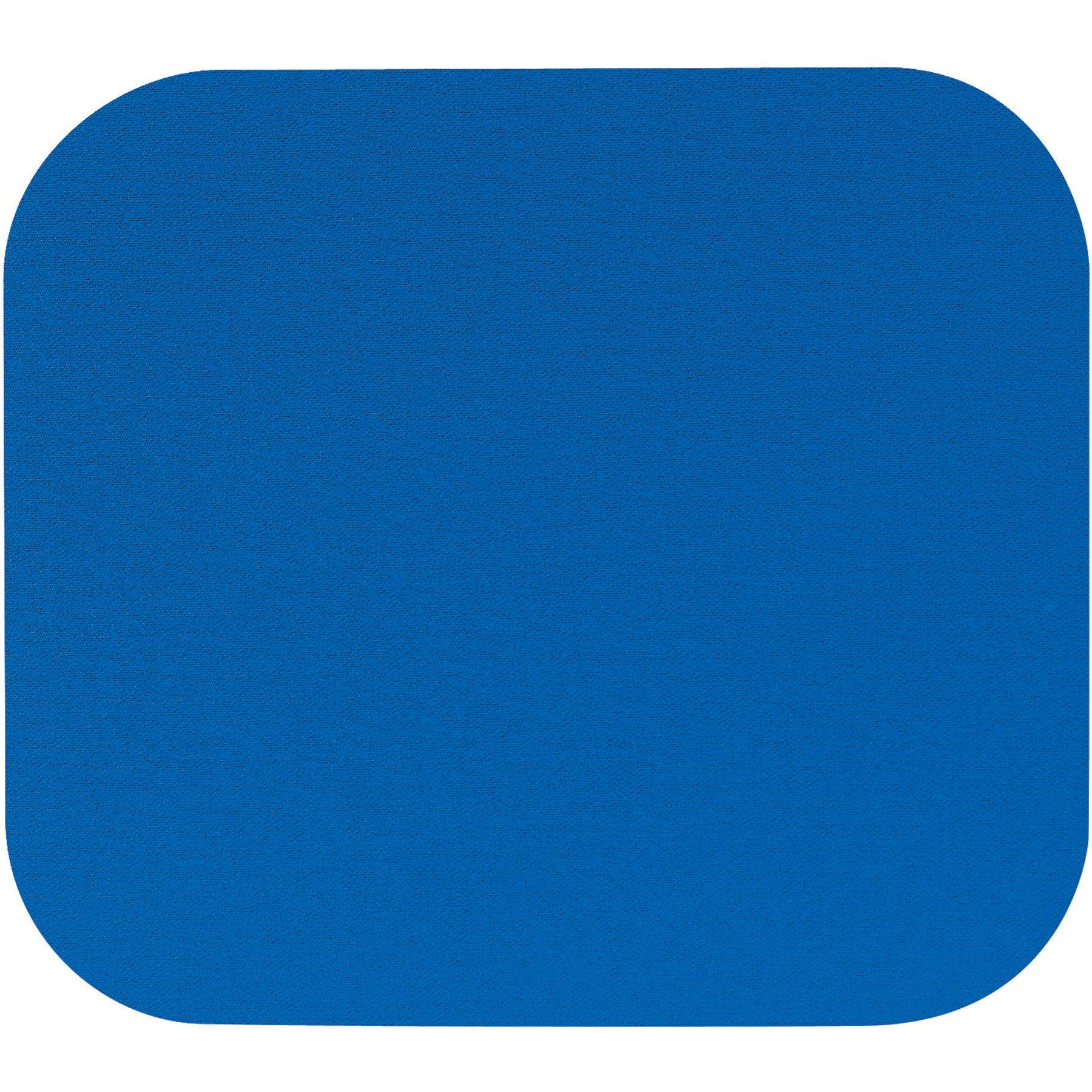 Fellowes 58021 Medium Mouse Pad (Blue)