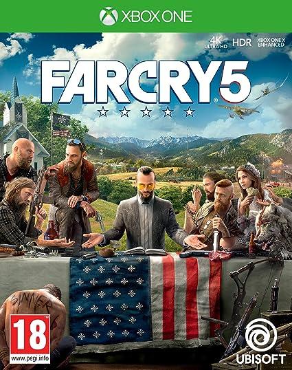 Far Cry 5 - Xbox One [Importación inglesa]: Amazon.es: Videojuegos