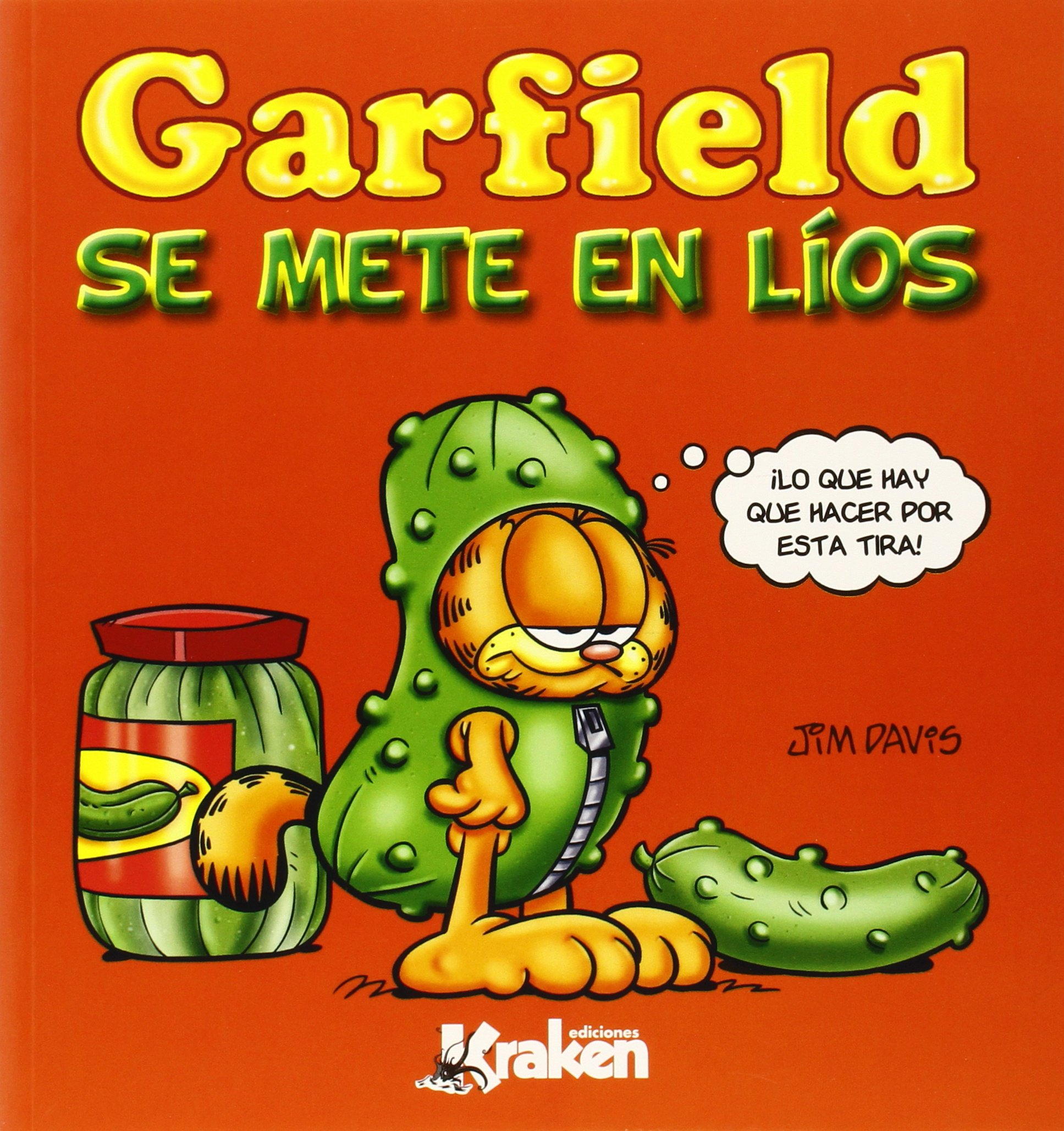 Garfield se mete en líos (Spanish) Paperback – April 23, 2015