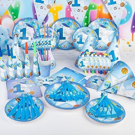 Lucky Home® 78PCS Decoración para Fiestas Cumpleaños ...