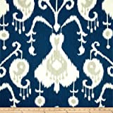 Magnolia Home Fashions Java Navy Fabric By The Yard