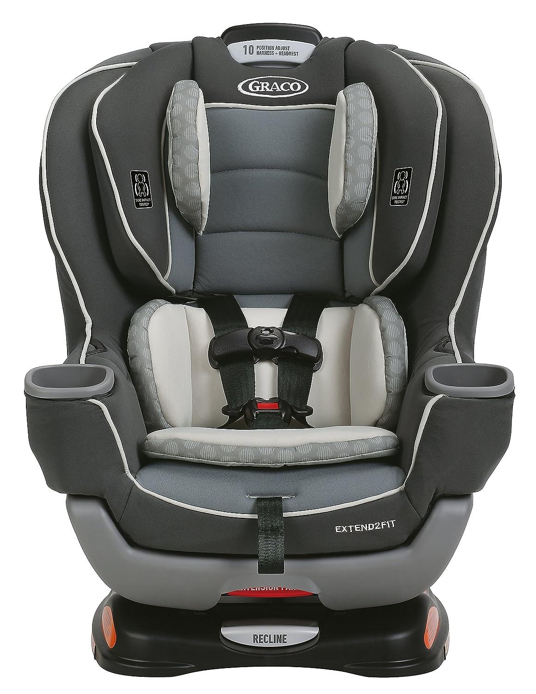 Graco Extend2Fit Convertible Car Seat Davis Amazonca Baby