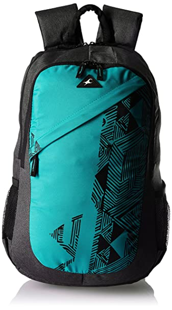 87e83c1d97 Fastrack 26.84 Ltrs Teal Casual Backpack (A0650NTL01)