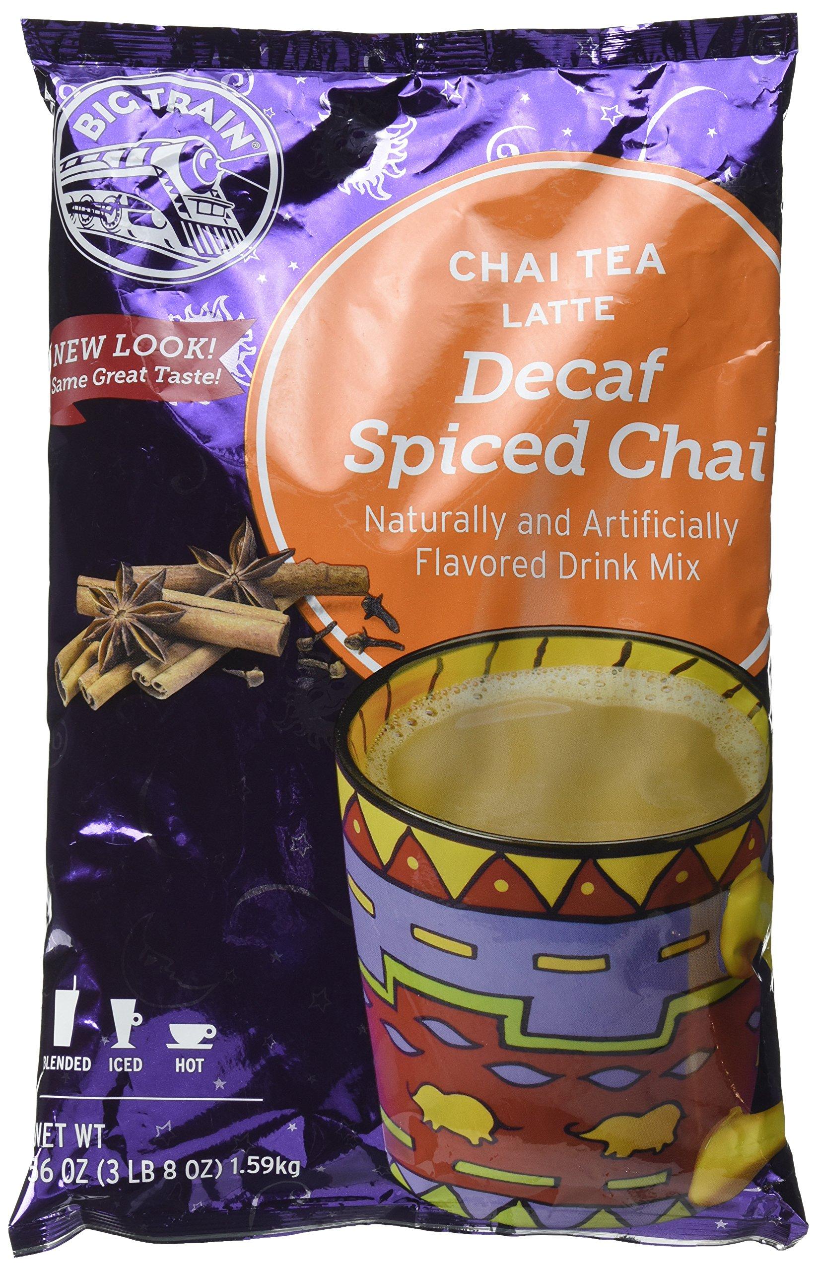 Big Train Chai - Decaf Spiced Chai, 3.5 lb Bag