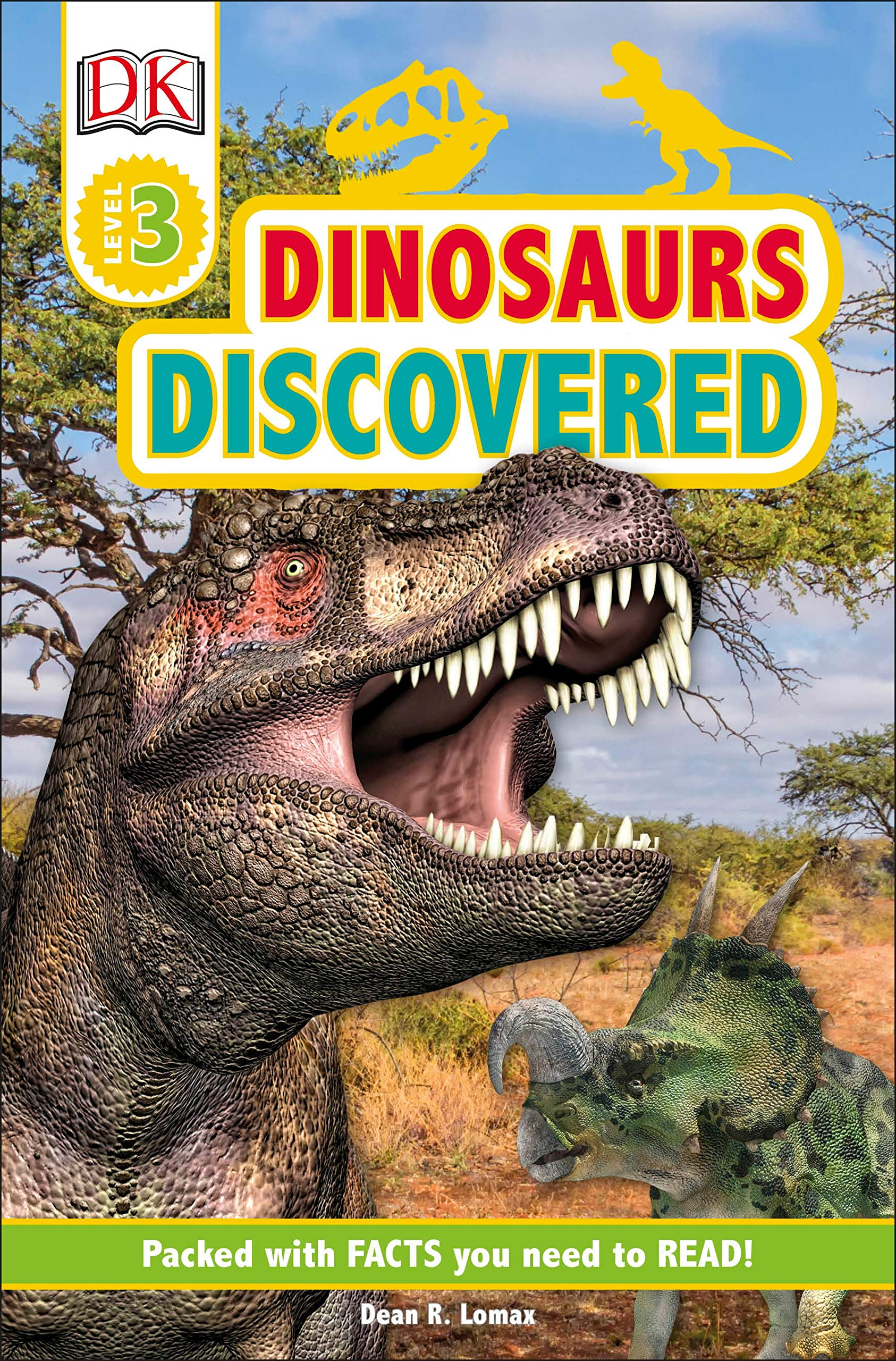 Amazon com: DK Readers Level 3: Dinosaurs Discovered (9781465477293