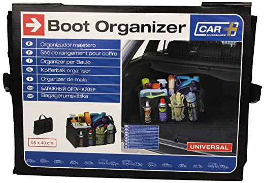 11 opinioni per Sumex 2808031 Carplus- Organizer per baule Jumbo