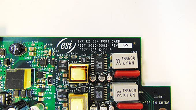 ESI IVX 684 PC Port Card