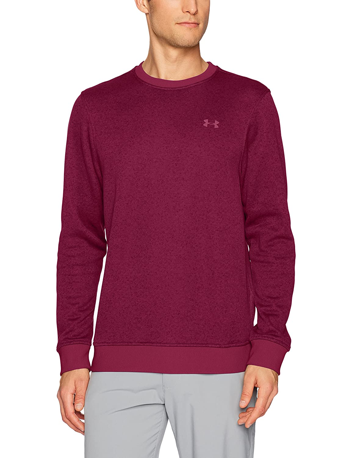 Under Armour Storm SweaterFleece Patterned Crew Fleece