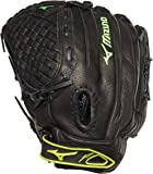 "Mizuno Prospect Series 12.5"" Fast Pitch Softball Glove Gpl1250f1 Tartan Hilo"