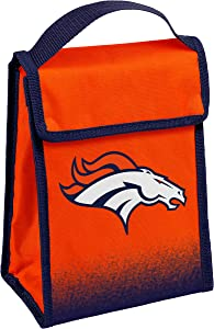 Forever Collectibles NFL Team Logo Gradient Lunch Bag Cooler