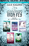 The Iron Fey Series Volume 1/The Iron King/Winter's Passage/The Iron Daughter/The Iron Queen/Summer's Crossing