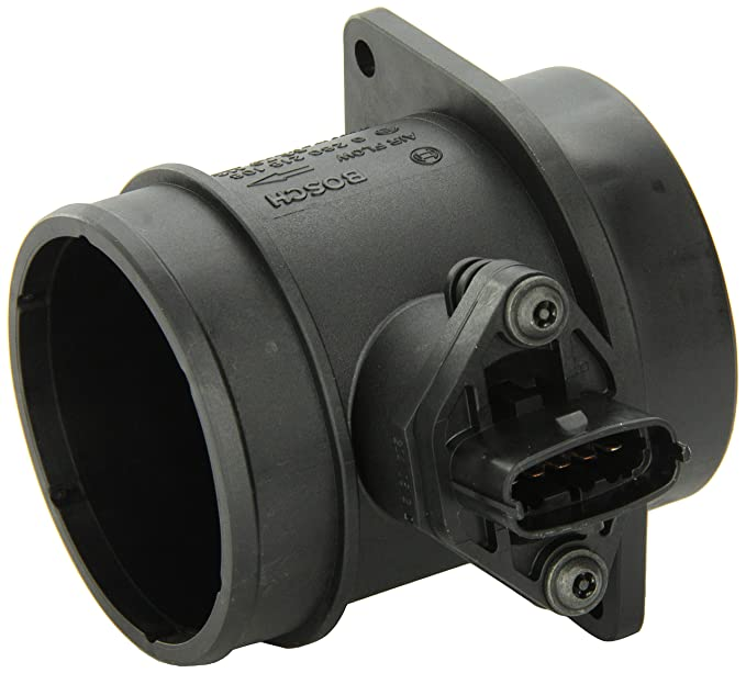 Bosch Air Mass Sensor (MAF / Mass Air Flow Sensor) # 0280218108 /  0280218045 - Volvo # 86 70 263 / 94 70 640 / 86 70 112 - Fits: C70, S60,  S70, S80,