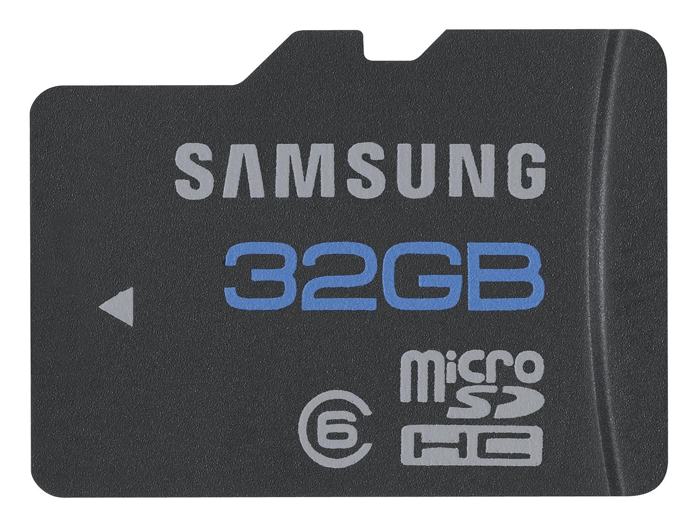 Samsung MB-MSBGB/EU - Tarjeta microSD de 32 GB (Clase 6): Amazon ...