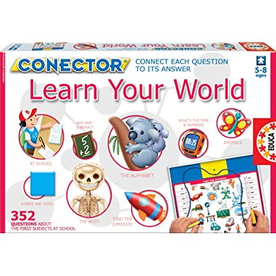 Educa Connector - Learn Your World: Toys & Games
