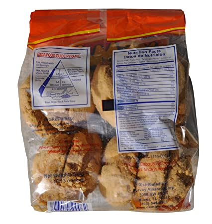 Semita de Yema / Yema Sweet Bread 13 oz - 2 Pack: Amazon.com: Grocery & Gourmet Food