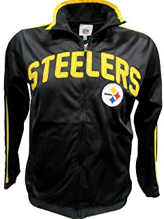 timeless design 2075a 2fe07 Amazon.com : G-III Pittsburgh Steelers Men's Large Full ...