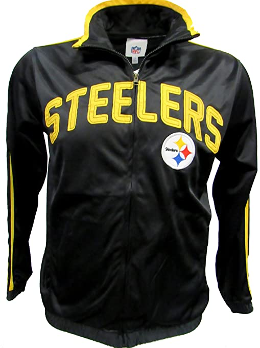 brand new f6a92 aa470 Amazon.com : G-III Sports Pittsburgh Steelers Mens X-Large ...