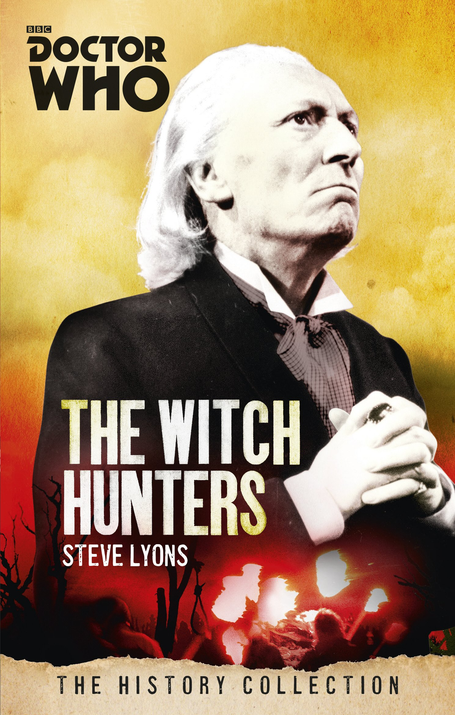 DOCTOR WHO: WITCH HUNTERS ebook