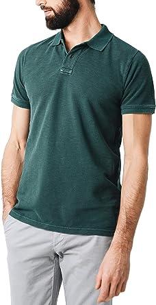 Scalpers FLAMÉ Polo - Polo para Hombre, Talla L, Color Verde ...