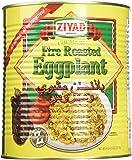 Ziyad Fire Roasted Eggplant, Medium, 6 LB, 4.5 OZ