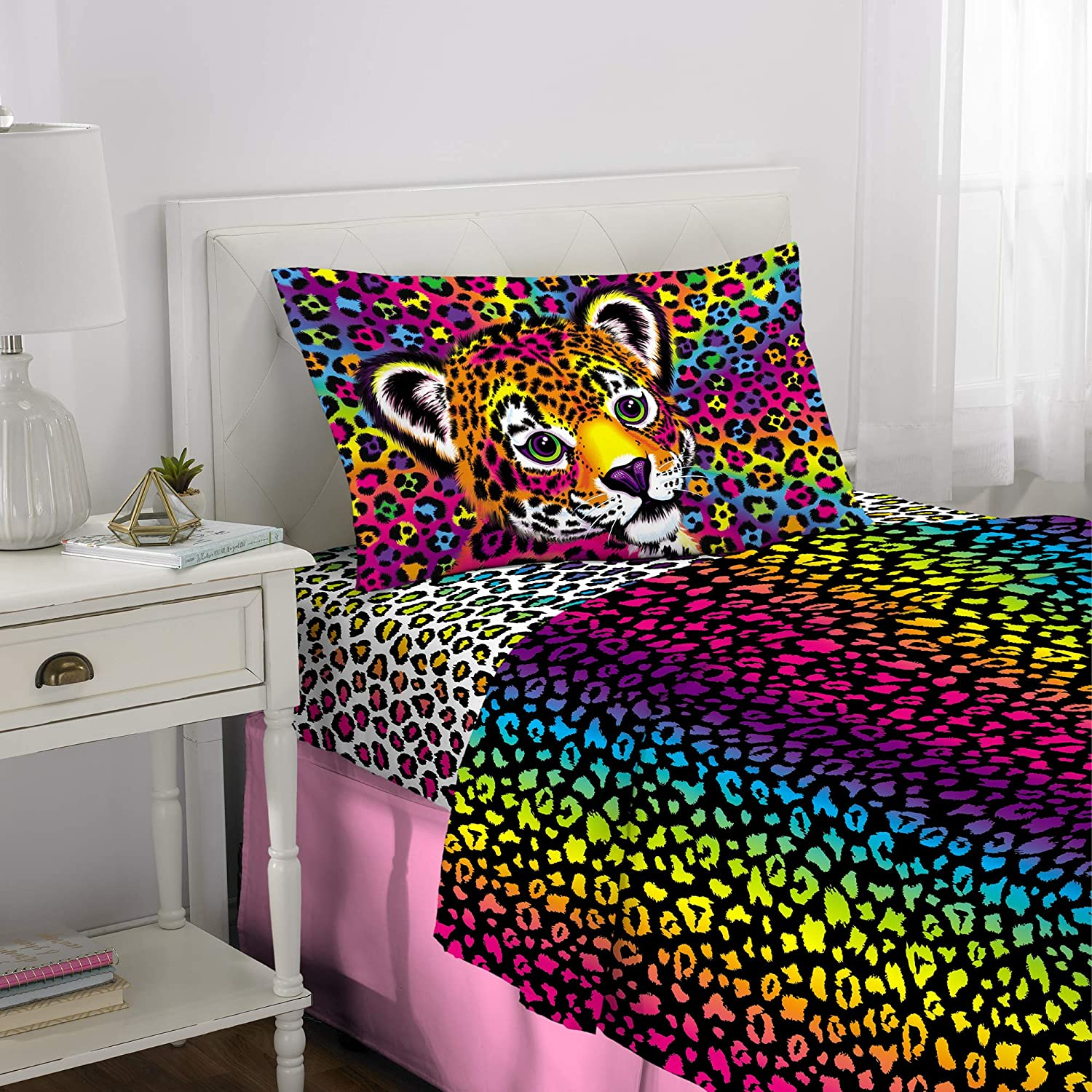Lisa Frank Wildside Sheet Set Twin