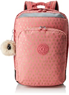 Kipling College Up Mochila escolar, 42 cm, 32 liters, Rosa (Pink Gold