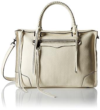 Rebecca Minkoff Shoulder Bag for Women On Sale, Light Brown, suede, 2017, one size