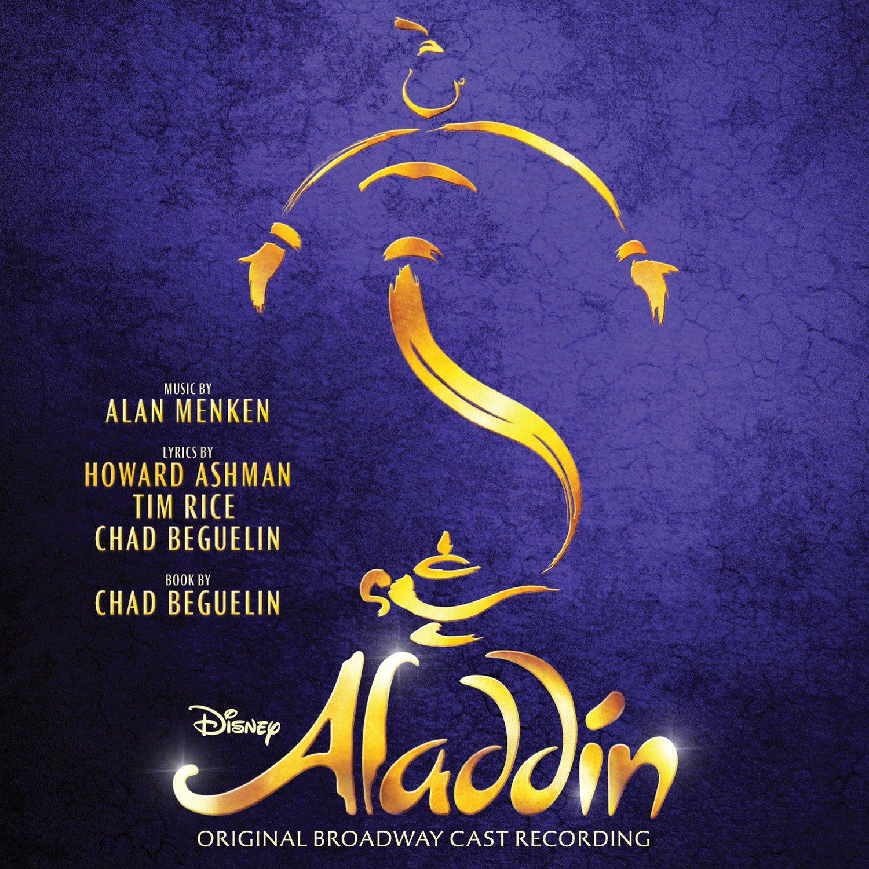 Aladdin (Original Broadway Cast) by Walt Disney (Image #1)