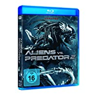 Aliens vs. Predator 2 - Unrated/Extended [Blu-ray]