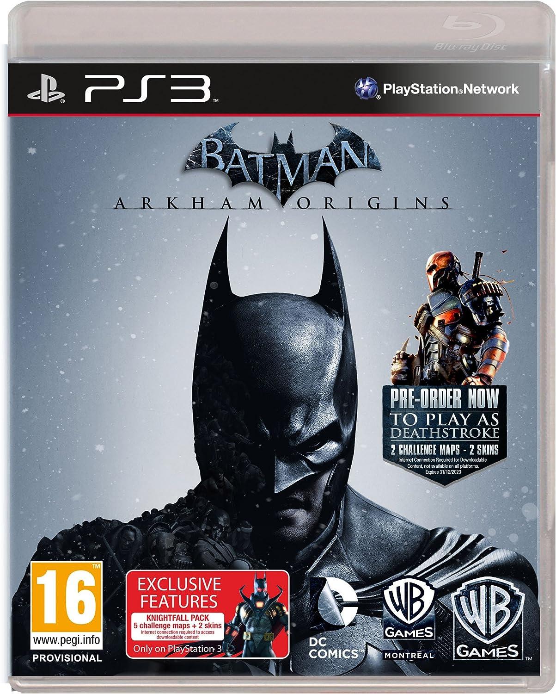 Batman Arkham Origins [Importación Inglesa]: Amazon.es: Videojuegos