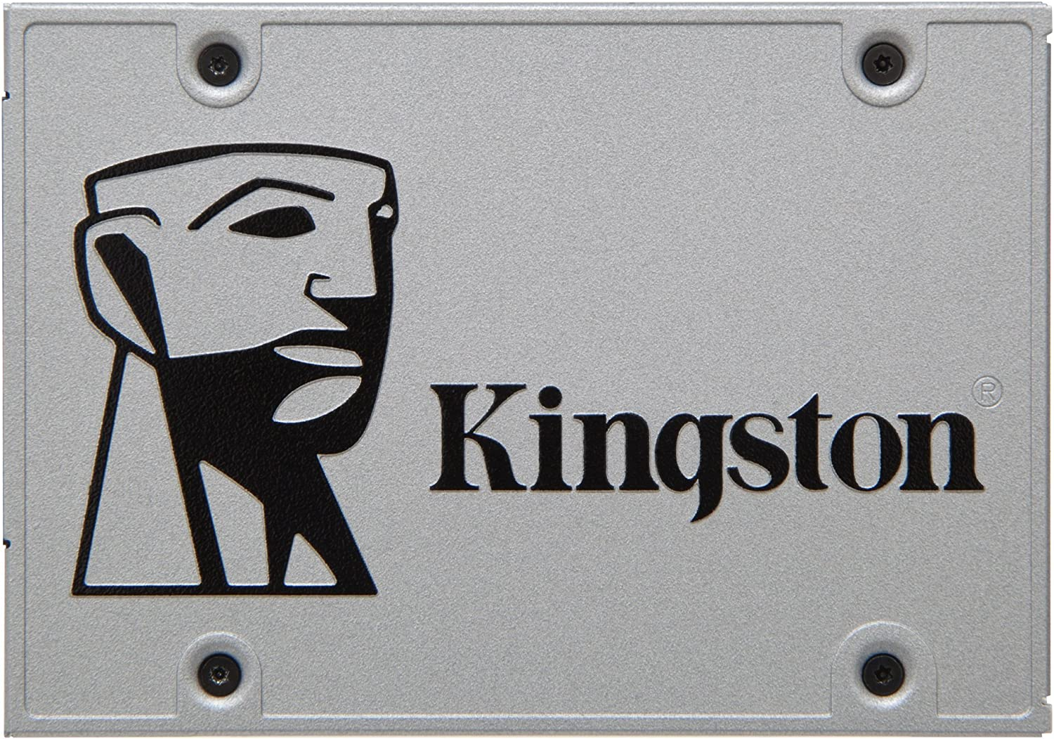 Kingston SSDNow UV400 - Disco Duro sólido de 480 GB (2.5
