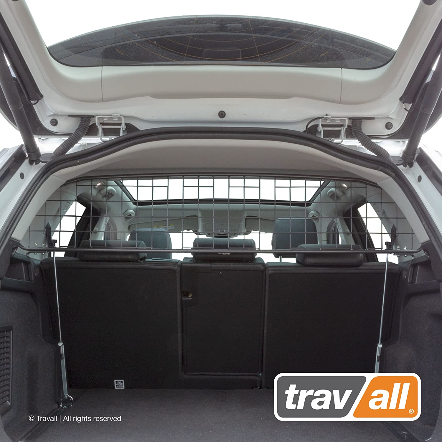 TRAVALL DOG GUARD LAND ROVER DISCOVERY SPORT 2015-/> 7 SEAT ONLY BOOT MAT