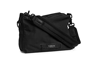 be9217b23 Image Unavailable. Image not available for. Colour: Timbuk2 Lug Adapt  Crossbody, Jet Black ...