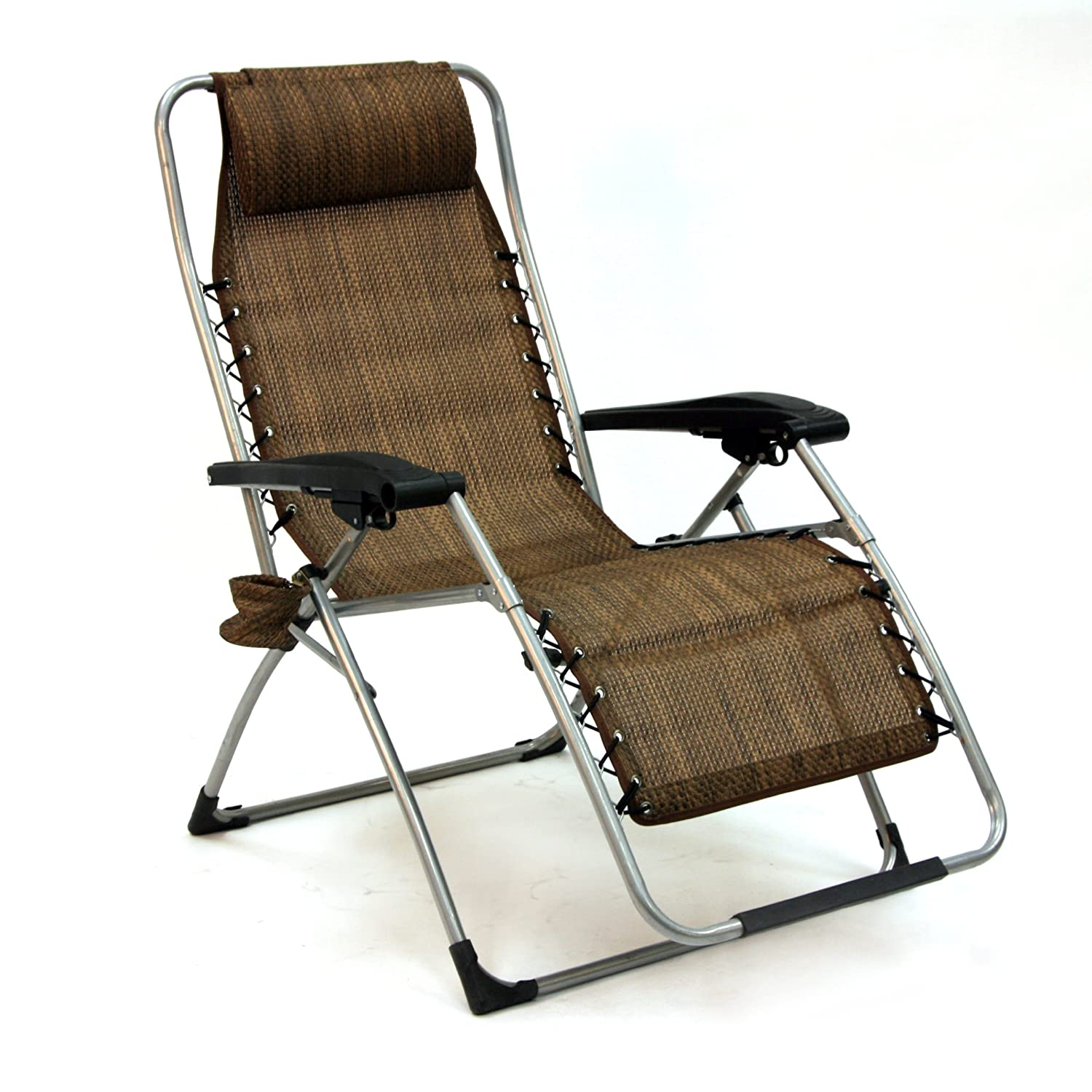 Amazon.com : XL Anti-Gravity Lounge Chair : Patio Lounge Chairs ...