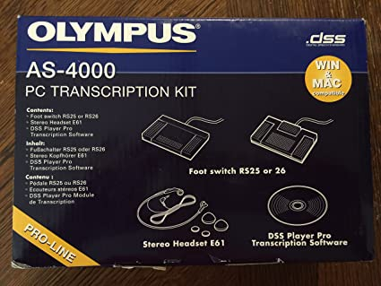 OLYMPUS RS25 DRIVERS PC
