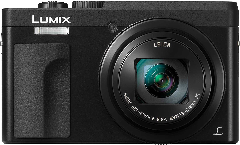 Panasonic LUMIX DC-ZS70K, 20.3 Megapixel, 4K Digital Camera