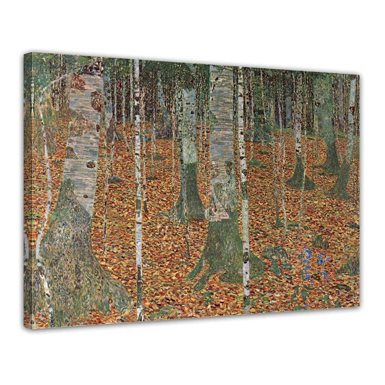 Wandbild Gustav Klimt - - - Lebensbaum 60x80cm - Wandbild Alte Meister Bild auf Leinwand Gemälde B072F7YSHN Leinwanddrucke 22cf74