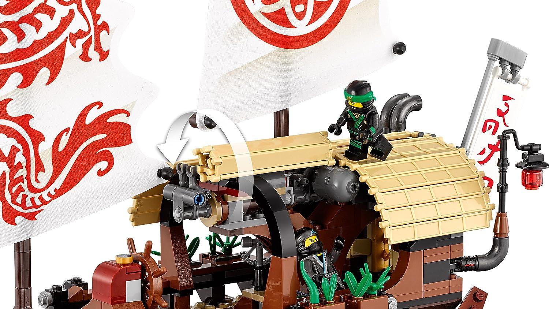 LEGO Ninjago - Barco de asalto ninja (70618)