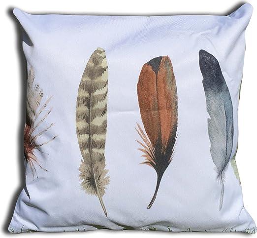 Al aire libre cojines lona impermeable), relleno cojines para sillas de muebles de jardín: Amazon.es: Jardín