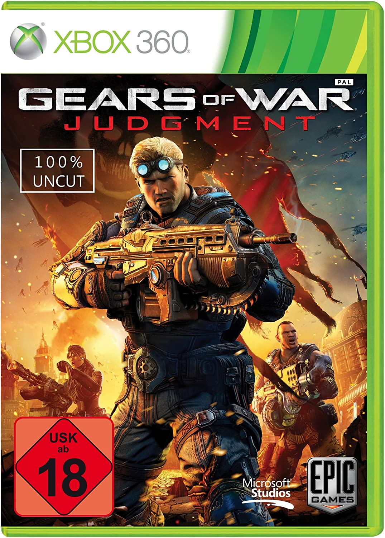 Microsoft Gears Of War - Juego: Amazon.es: Videojuegos