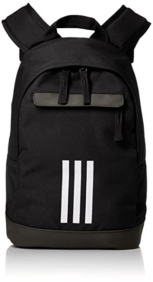 ac94c79903a adidas Classic 3-Stripes Backpack Extra Small - Black White White ...