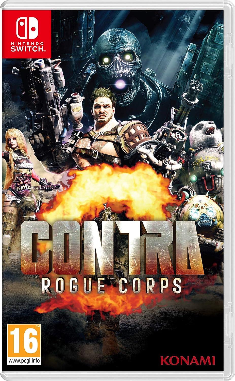 Contra: Rogue Corps - Nintendo Switch [Importación inglesa ...