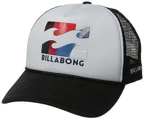 5ce617fd15331 Billabong Men s Amped Adjustable Trucker Hat