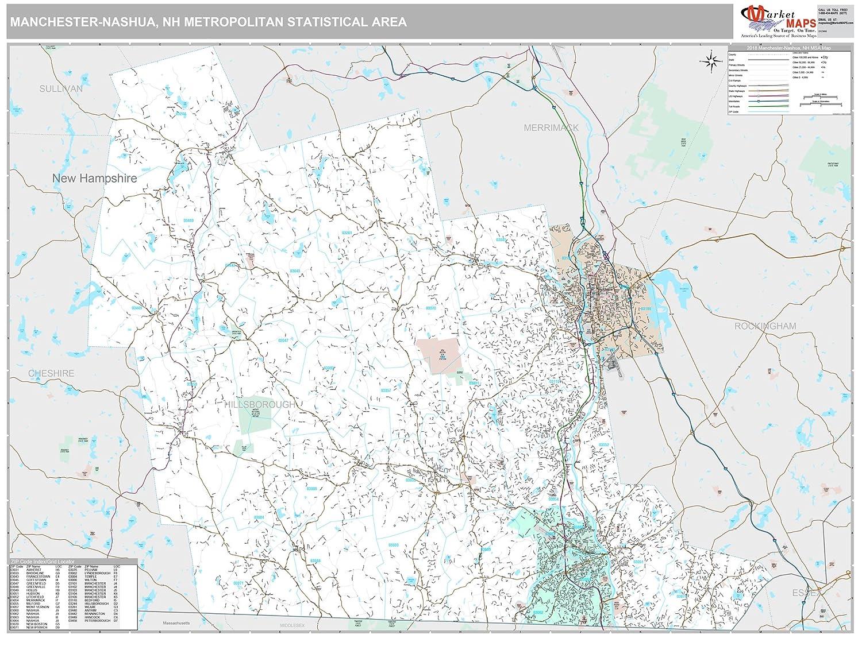 Nashua New Hampshire Zip Code Map Www Topsimages Com