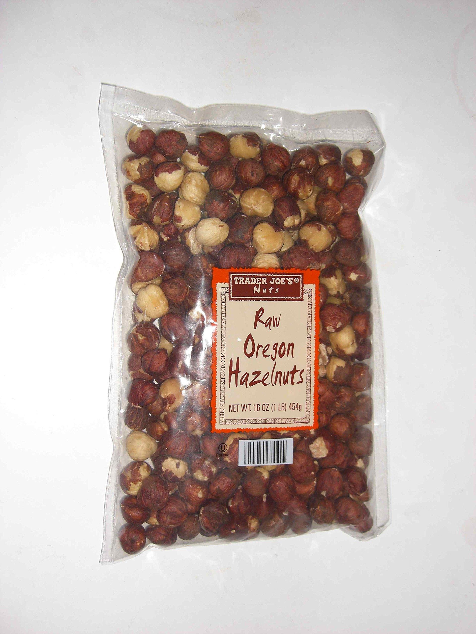 Trader Joe's Raw Oregon Hazelnuts, 16 oz.
