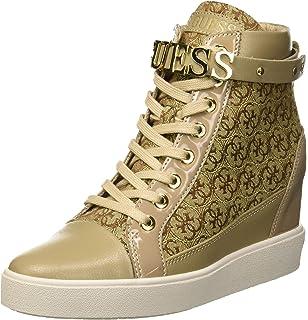 a it Scarpe Donna Jilly Guess Alto Sneaker Collo Amazon borse e wqBggaE