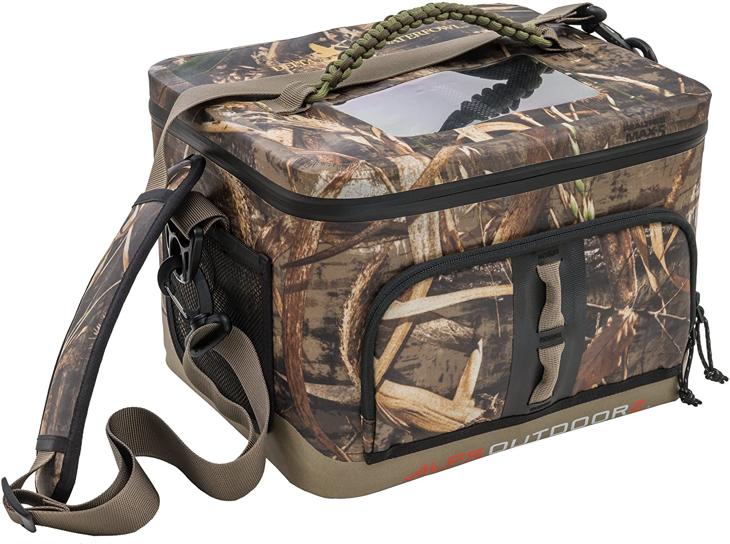 ALPS OutdoorZ Delta Waterfowl Water-Shield Blind Bag, Realtree MAX-5