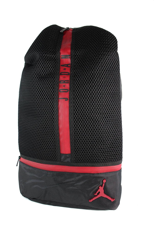 2db98b452bdd Nike Air Jordan Jumpman Sling Backpack Bag Red